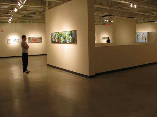Stockton Go Portal >> Stockton University Art Gallery - About