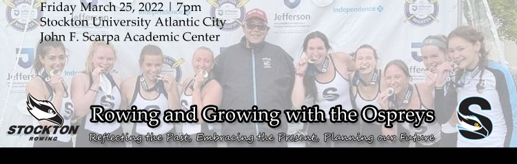 Rowing and Growing With The Ospreys Reception Header Image