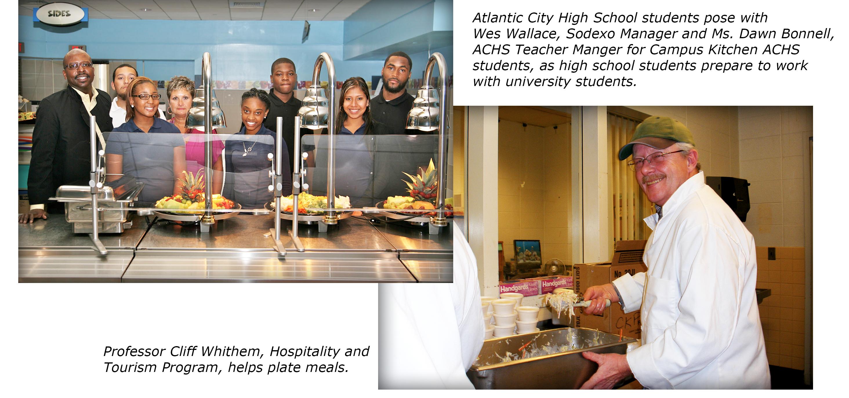 The Campus Kitchen at Atlantic City