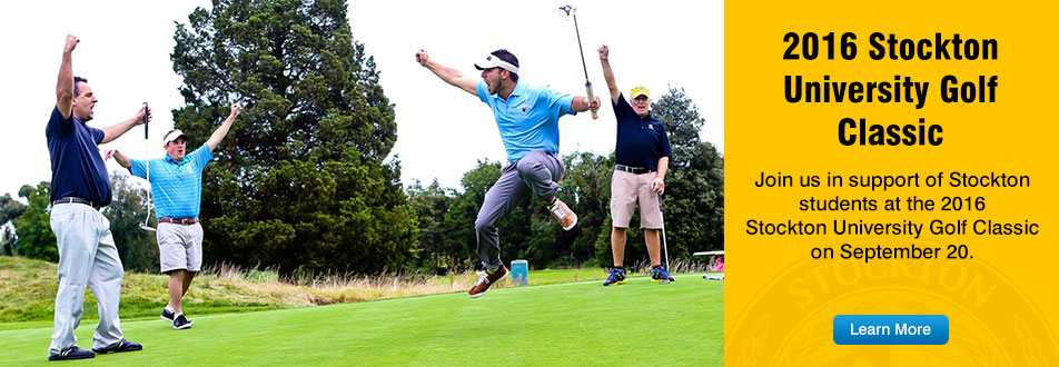 Stockton University Golf Classic