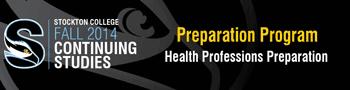 Preparation Program - Health Professions Preparation