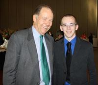 Former Governor Tom Kean