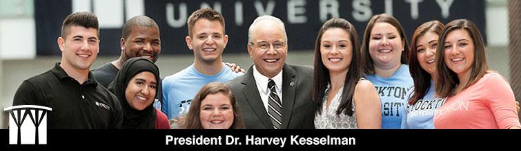 Dr. Harvey Kesselman, President