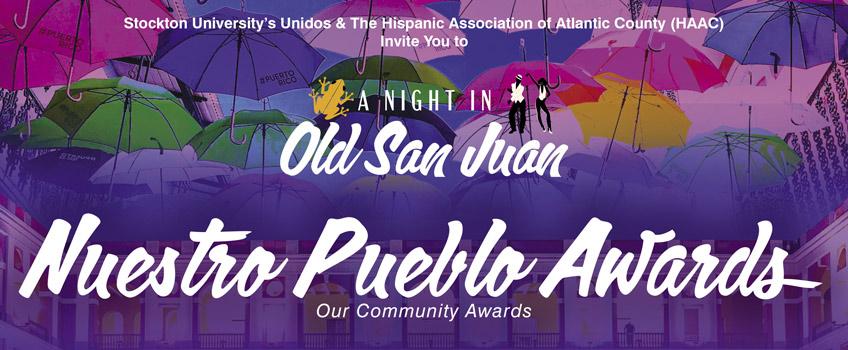 Nuestro Pueblo Awards header image
